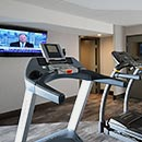Hampton House fitness room